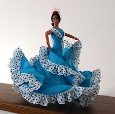 A spanish doll